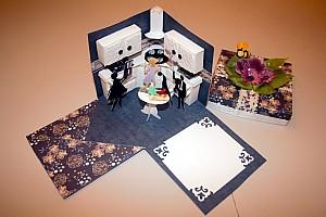 Küche, 50-jähriger Geburtstag