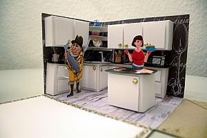 Küche, Goldene Hochzeit